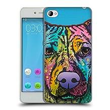Official Dean Russo Roo Dogs 4 Hard Back Case for Lenovo S90 Sisley