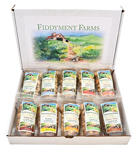 Fiddyment Farms Pistachio Lovers Gourmet Sampler