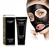 Finewind Blackhead Remover Cleaner Purifying Deep Cleansing Acne Black Mud Face Mask Peel-off