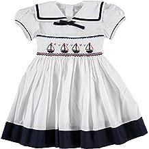 Carriage Boutique Carraige Boutique White Sailor Dress