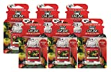 Automotive : Yankee Candle Macintosh Ultimate Car Jar - (Pack of 6)
