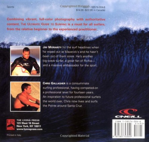 The Ultimate Guide to Surfing: Jay Moriarity, Chris ...