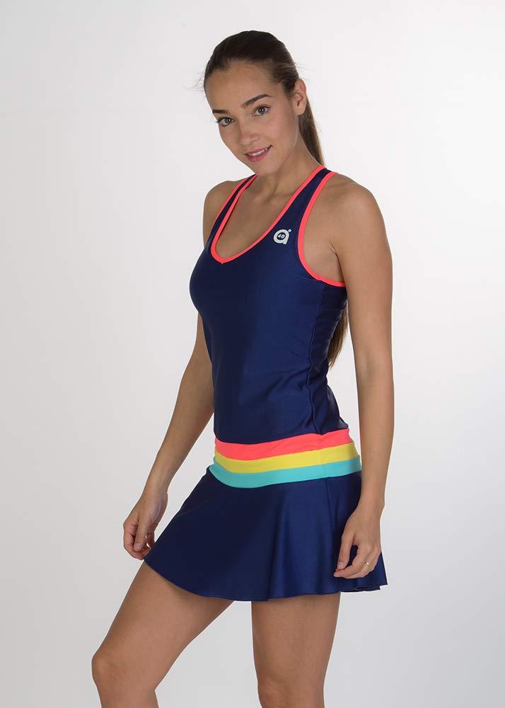 a40grados Sport & Style, Vestido Viena, Mujer, Tenis y Padel ...