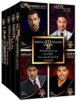 Rebecca Rohman Box Set: A Problematic Love, Love M.D., Love, Lies & The D.A. & Uncorked (English Edition) de [Rohman, Rebecca]