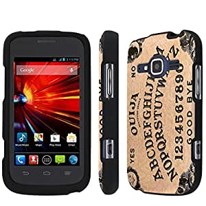 [NakedShield] T-Mobile Concord II 2 / ZTE Condord II 2 (Quija Board) Total Armor Snap-On Phone Case