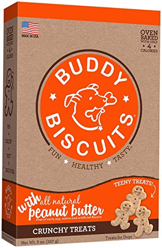 Cloud Star Itty Bitty Buddy Biscuits Dog Treats, 8oz Box Mul