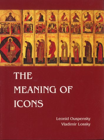 The Meaning of Icons (English and German Edition) by Brand: St. Vladimir's Seminary Press