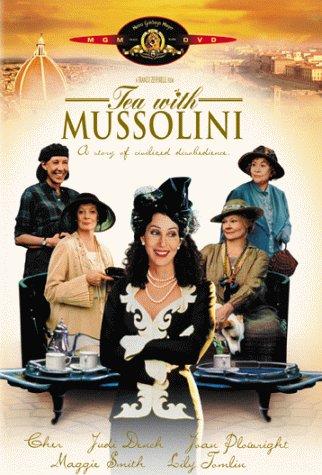 Tea Mussolini Maggie Smith product image