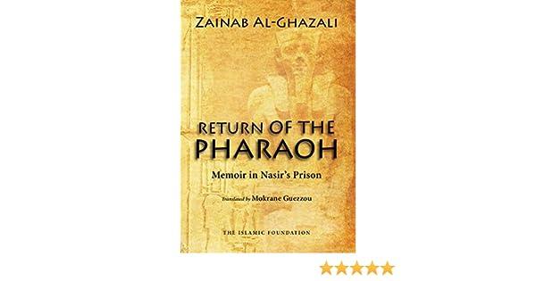 Amazon return of the pharaoh memoir in nasirs prision ebook amazon return of the pharaoh memoir in nasirs prision ebook zainab al ghazali mokrane guezzou kindle store fandeluxe Choice Image