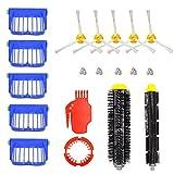DerBlue - Piezas de Repuesto compatibles para aspiradoras iRobot Roomba 500 600...