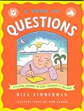 img - for A Book of Questions: A Playful Journal to Keep Thoughts and Feelings (Zimmerman Series) book / textbook / text book