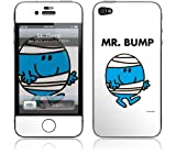 GelaSkins for iphone 4 4S MR BUMP Protective Skin