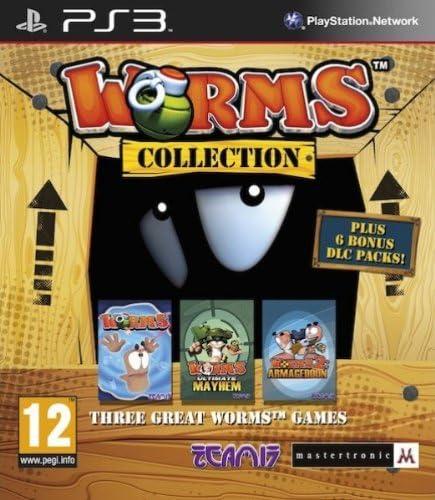 Worms Collection: Amazon.es: Videojuegos