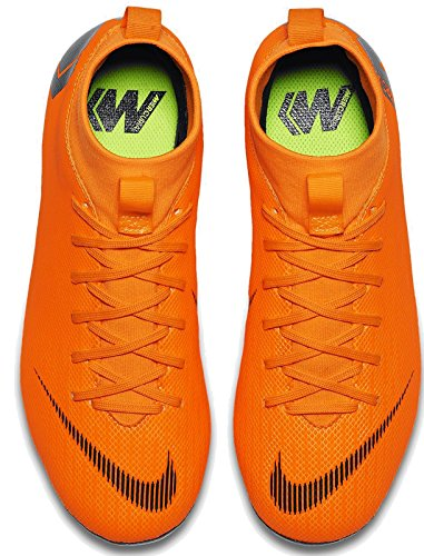 Mg Multicolore 6 Jr total black t Academy Nike 810 Orange Superfly Gs Enfant Football De Chaussures Mixte qX1wcTP7B