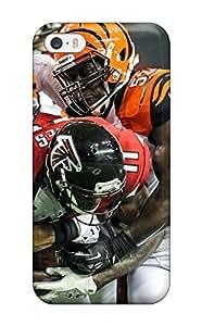 Nathan Tannenbaum's Shop Best 4771053K267273841 cincinnatiengals NFL Sports & Colleges newest iPhone 5/5s cases
