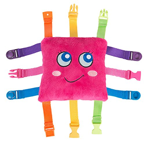 Bella Square Pillow - Buckle Toys - Bella Square