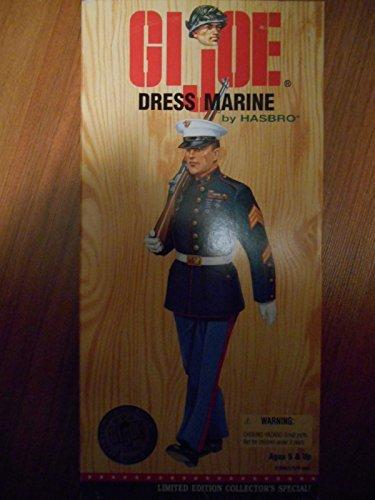 GI Joe Dress Marine (Limited Edition WWII 50th Anniversary Commemorative (Gi Joe Marine)