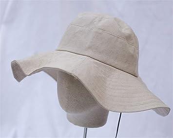 KCJMM-HAT Sombrero Mujer Vacaciones, Sombreros Bucket para Hombres ...