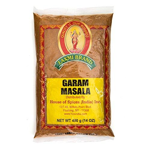 Chicken Curry Garam Masala (Laxmi Gourmet Traditional Garam Masala Indian Spice Blend - 14 Ounce)