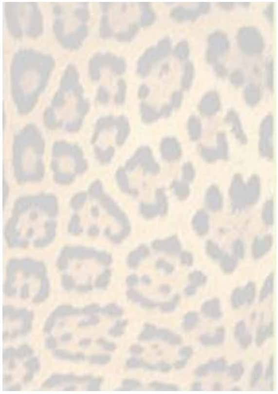 GIRAFFE PRINT 4 x 6 Memo Sheets Refill Stationery Paper for Note Holders 100 Pack