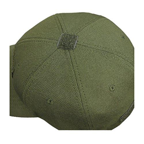 dc8b9994533 Condor Flex Tactical Cap (Tan) + FREE Stitched Velcro Flag   Patch