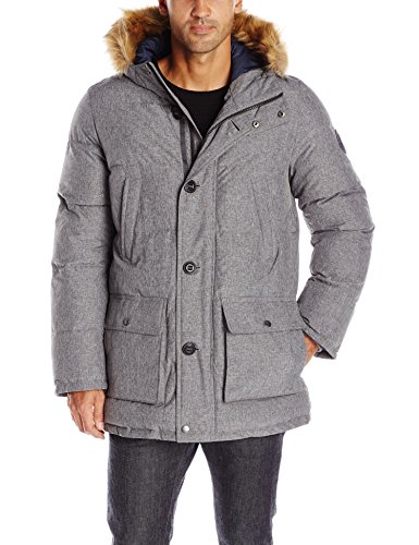 Quilted Down Parka - 5