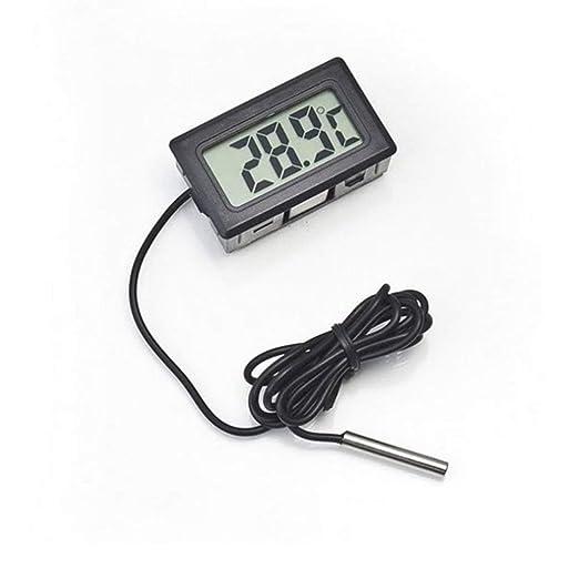 Compra Práctico diseño Digital LCD sonda frigorífico congelador ...