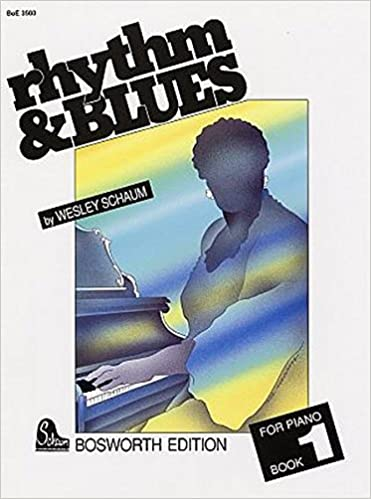 Wesley Schaum: Rhythm and Blues - Book 1: Amazon.es: John W. Schaum: Libros en idiomas extranjeros