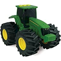 Tomy 30692934 John Deere Monster Tread - Tractor, Multicolor