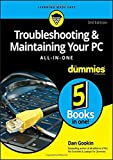 Troubleshooting & Maintaining Your PC All-in-One