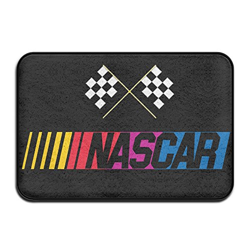 23'6''x15'7 In Area Rugs Carpet For Pet NASCAR Auto (Nascar Rug)