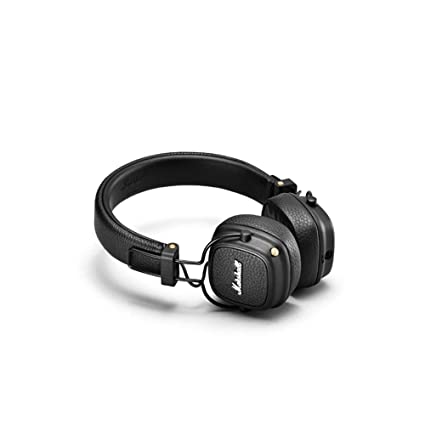 Amazon.com  Marshall Major III Bluetooth Wireless On-Ear Headphones ... b2e74657e5