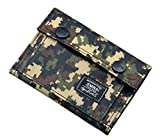 JEMINAL Men's Camo Printed Bifold Wallet (H - Pattern-02 (new))