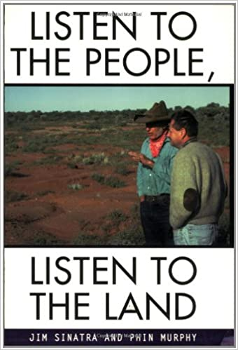 Book Listen to the People, Listen to the Land