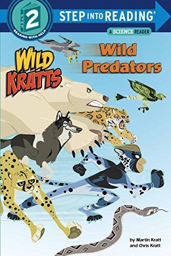 Wild Predators (Wild Kratts) (Step into Reading) [Chris Kratt - Martin Kratt] (Tapa Blanda)