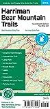 Harriman-Bear Mountain Trails Map