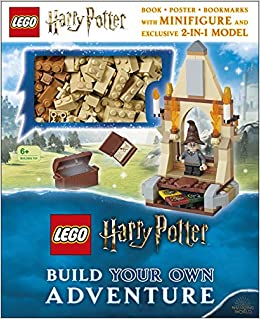 7540edcbe LEGO Harry Potter Build Your Own Adventure LEGO Build Your Own ...
