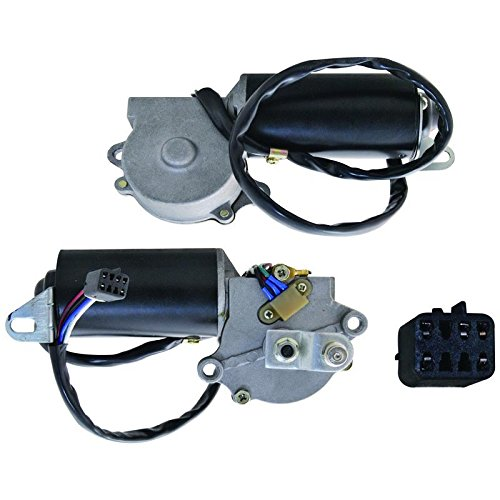 New Windshield Wiper Motor Fits Jeep Wrangler/YJ 1987-95 227137 40-432 -