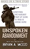 Unspoken Abandonment, Bryan Wood, 1466315946