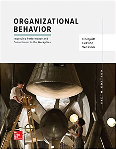 Amazon organizational behavior improving performance and amazon organizational behavior improving performance and commitment in the workplace ebook jason colquitt kindle store fandeluxe Image collections