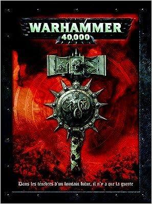 Amazon Fr Warhammer 40 000 Livre Des Regles Livres