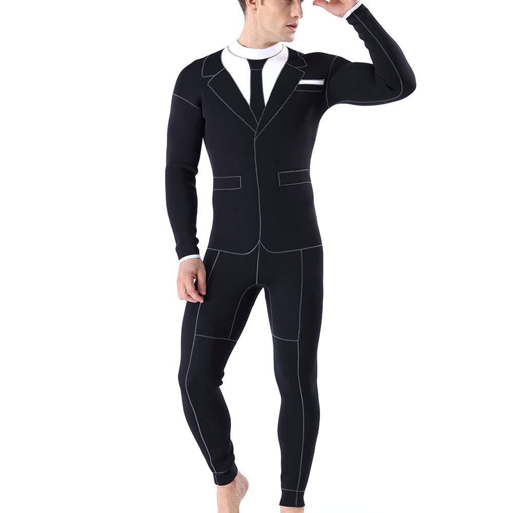 メンズレディースウェットスーツ、ウォータースポーツのための全長の薄いウェットスーツ、伸縮性のある快適な  Medium