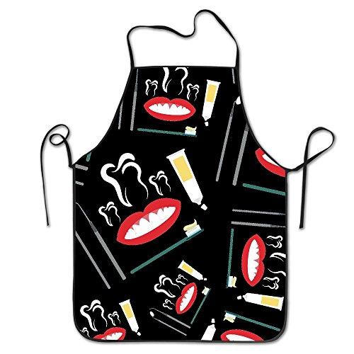 - DFHE2SR Dental, Dentist Women's Mens Unisex Chef Aprons Adjustable Kitchen Durable Bib Aprons Professional