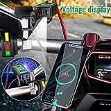 CHAFON Motorcycle USB Fast Charger SAE to USB