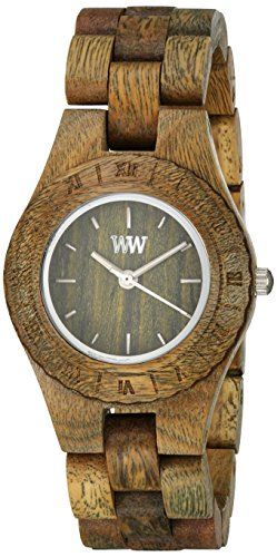 WeWOOD Moon Watch Army One Size
