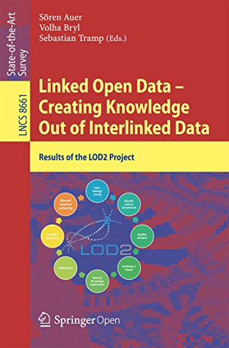 Linked Open Data -- Creating Knowledge Out of Interlinked Data: Results of the LOD2 Project (Information Systems and Applications, incl. Internet/Web, and HCI)
