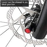 Bike Release Skewer Front Rear, Titanium Ti Axle