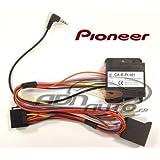 Pioneer - Adaptador para controlar la radio desde el volante para Citroen C2, C3, C5, C8, Picasso, Ulysse, Lancia Zeta, Peugeot 1007, 206, 307, 406, 807