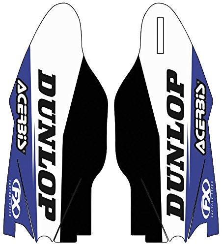 Factory Effex (17-40268) Lower Fork Graphic (Sponsor Fork Lower)