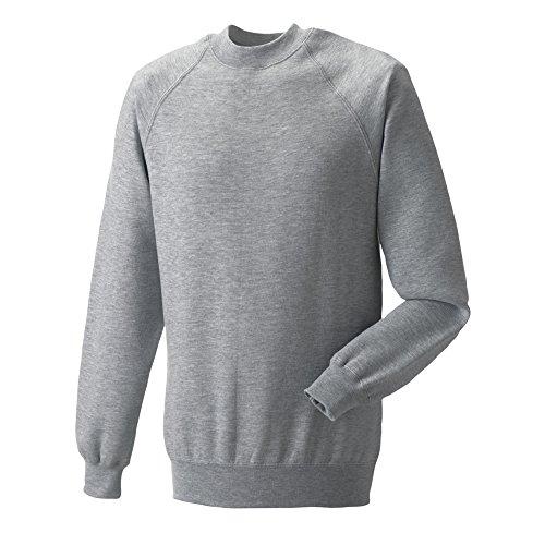 Russell Jerzees Colors Classic Sweatshirt (XL) (Light Oxford)